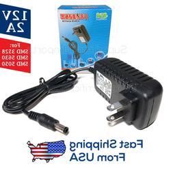 12v 2a led light strip power supply