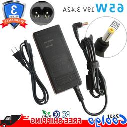 19V 3.42A Laptop Power Supply AC Adapter Charger for Acer To