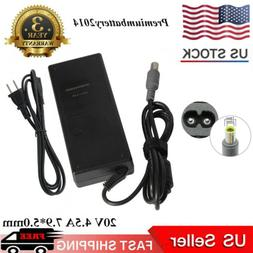 90W Laptop AC Adapter For IBM Lenovo ThinkPad Laptop Charger