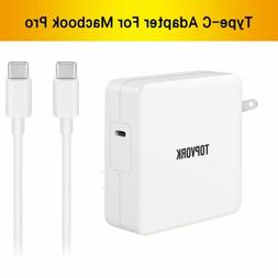 29w 61w 87w Power Adapter Charger USB-C