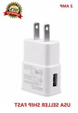 2AMP USB POWER ADAPTER WALL CHARGER For Universal SAMSUNG GA