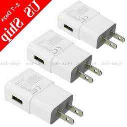 3Fast Charger 5V 2A USB Wall Charger Power Adapter For Samsu