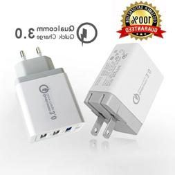 30W USB Power Adapter Charger Wall Plug For Apple iPhone 6 6
