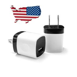 3x 1A USB Power Adapter AC Home Wall Charger Plug FOR iPhone