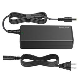 Powseed 90W 20v 4.5a Laptop Power Adapter Charger for Lenovo