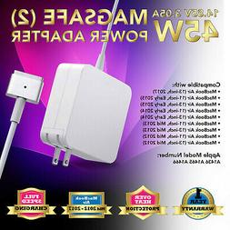 45W Charger Adapter Supply Power for Apple Macbook Air A1465