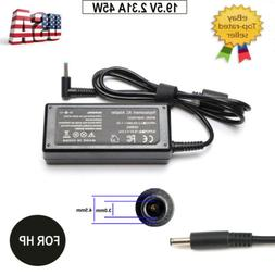 45W 19.5V 2.31A Laptop Power Adapter Charger for Hp Stream 1
