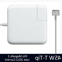 45W Power Adapter Charger For Apple MacBook Air Magsafe2 T-T