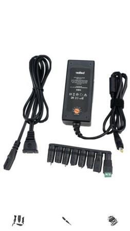 Belker 45W Universal 5V 6V 7.5V 9V 12V 13.5V 15V AC DC Adapt