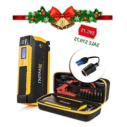 Urbanix 600A Peak 15000mAh – Portable car Jump Starter Bat