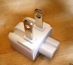 Apple 603-7714 MagSafe Power Adapter 2 Prong Duckhead Wall P
