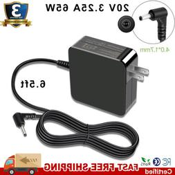 65w AC Charger Adapter for Lenovo IdeaPad 310 320 330 330s L