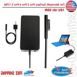 65w ac charger power adapter for microsoft