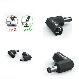 PWR+ 7.4 Mm X Right Angle 90-degree Power Adapter Connector