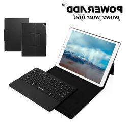 Bluetooth Keyboard Leather Case Smart Cover For iPad Pro 12.