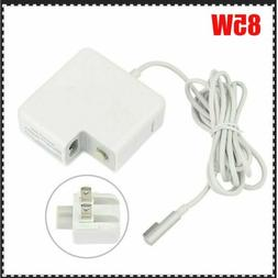 85W Laptop AC Adapter Power L-Tip Charger Cord for Apple Mac