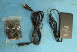 90w universal ac laptop charger power adapter