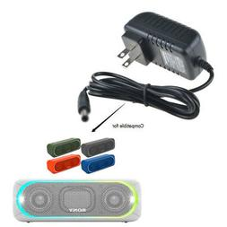 AC DC Power Adapter Charger for SONY SRS-XB30 Wireless Speak