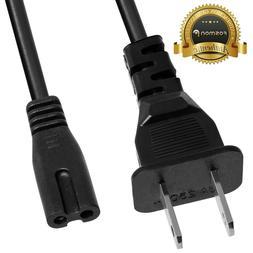 Fosmon 2-Slot to Standard Power Cord , Figure 8 Power Cord/P