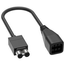 Fosmon Xbox 360 to Xbox ONE / ONE X Power Supply Converter 2
