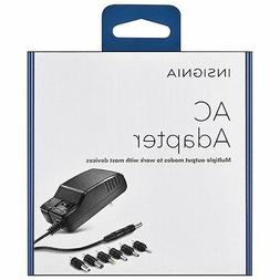 Insignia- AC Laptop Power Adapter Black - New