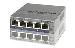 NETGEAR 5-Port Gigabit Smart Managed Plus Switch, ProSAFE Li
