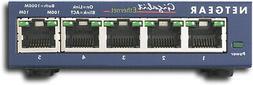 NETGEAR GS105 5-Port 10/100/1000 Gigabit Ethernet Switch