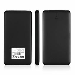 Poweradd 20000mAh Power Bank Dual USB Portable External Batt