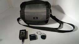 HQRP AC Adapter Charger for JVC Everio GR-D250U GR-D270U GR-