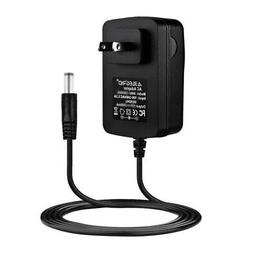 AbleGrid AC Adapter Charger for Ultrabrite LED DESK LAMP Bla