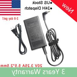AC Adapter Charger Power Supply Cord For Zebra LP2824 LP2844
