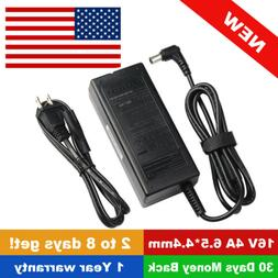 AC/DC Adapter For Sony Vaio PCG-7184L PCG-7185L Laptop Charg