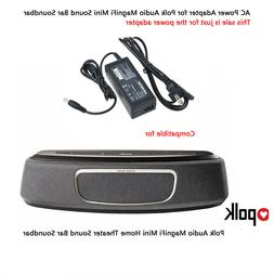 Ablegrid AC Adapter Power Supply for Polk Audio MagniFi Mini