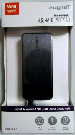 Targus 90W AC Universal Laptop Charger, Black