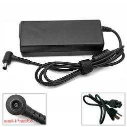 AC Power Adapter Battery Charger For Sony Vaio VPCEB11FM VPC