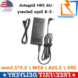 65W AC Power Adapter Charger Cord For Lenovo ThinkCentre M92