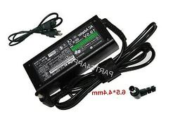 AC Power Adapter for Sony Vaio VGN-NW270F/S VGN-NW305F VGN-N