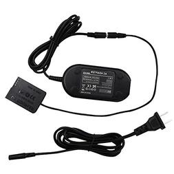 Camera AC Power Adapter Kit / Charger for Panasonic Lumix DM