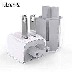 AC Power Adapter US Wall Folding Plug Duck Head , AirsFish C