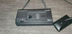 Sony AC-V60A Handycam Power Adapter and Battery Charger, Tes