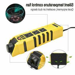 BYGD Car Power Inverter Outlet Adapter 150W 12V DC to 110V A