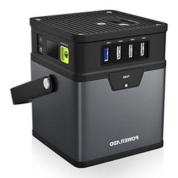 Poweradd ChargerCenter, Compact 185Wh/50000mAh Portable Gene