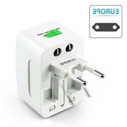 Electrical Universal International Travel Power Adaptor Euro