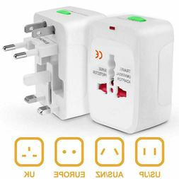 Electrical Outlet Universal AU Adaptor AC Power Plug Travel
