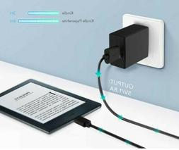 Amazon Fire Kindle Power Adapter & Micro USB Cord Cable Tabl