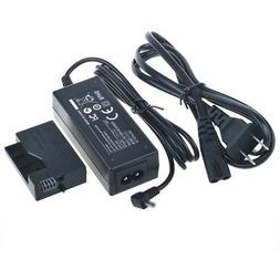 AC Adapter Charger for Canon EOS Rebel T2i T3i T4i DSLR Powe
