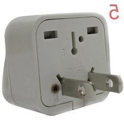 Generic Universal Power Plug Travel Converting Adapter Conve