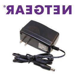Genuine Netgear 12V AC Adapter Power Supply for Wireless Rou