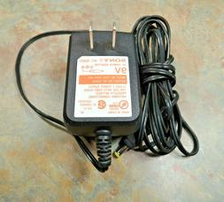 SONY GENUINE AC Power Adaptor Adapter Cable Vintage 9V AC-S9