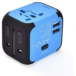 International Travel Adapter and Converters Universal Power